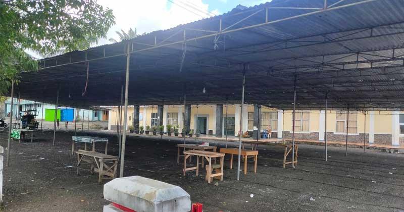 Pasar Kaget imbauan Bupati Bengkulu Utara